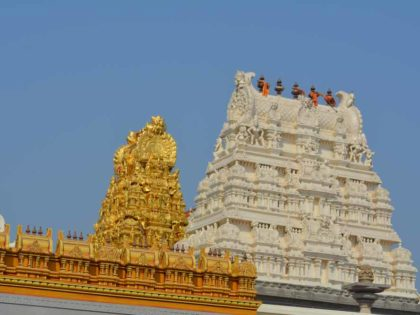KANCHIPURAM – QUINTESSENTIAL TEMPLE TOWN OF TAMILNADU