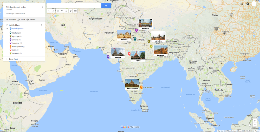 Ayodhya In India Map.Kanchipuram Quintessential Temple Town Of Tamilnadu Travel Tales