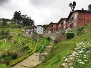 The MISTical affair with Kodaikanal