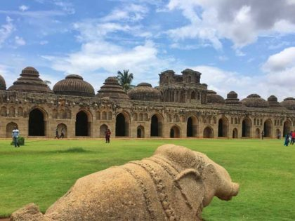 Experiences in the Fairy Tala Land of Flintstones – Hampi