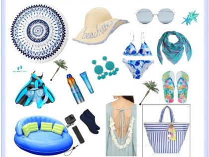 11 BEACH HOLIDAY ESSENTIALS